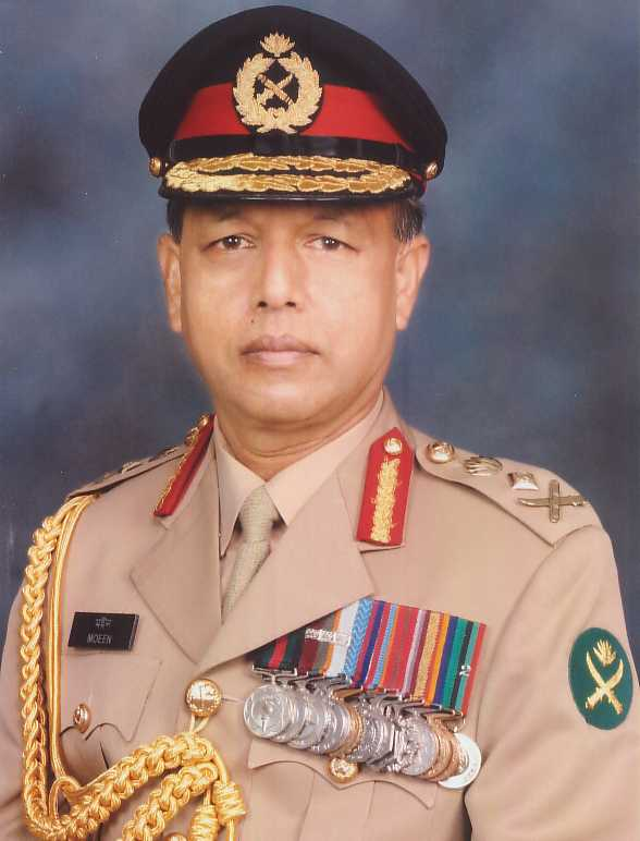 Chief of Bangladesh Army