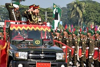 Bangladesh Army Homecontent