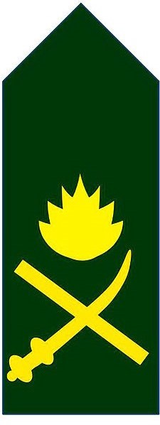 Rank Categories Bangladesh Army